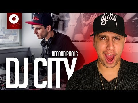 DJ Record Pools: Inside of DJ CITY   Turntables: Scratching with Fretless Fader