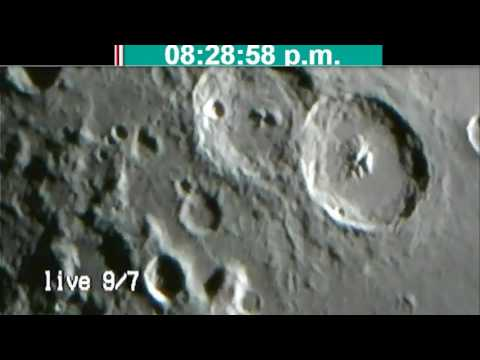 The Moon Live Stream 9-7-16