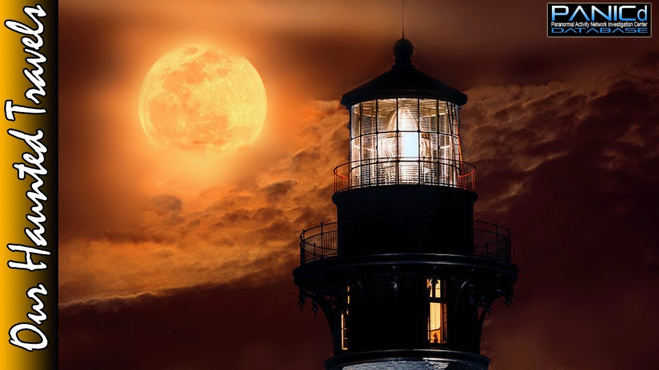 St. Augustine Lighthouse - Dark of the Moon Review - Paranormal History by: Our Haunted Travels - PANICd