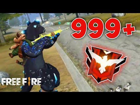 999+ НА РЕЙТИНГЕ В FREE FIRE | EENFIRE