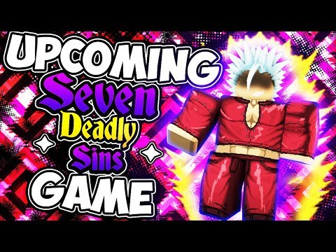 UPCOMING SEVEN DEADLY SINS GAME ❗  ❗  ❗  I Seven Deadly Sins : Holy War