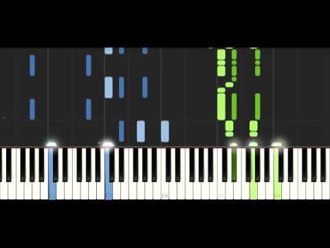Defqwop - Heart Afire (feat. Strix) - PIANO TUTORIAL