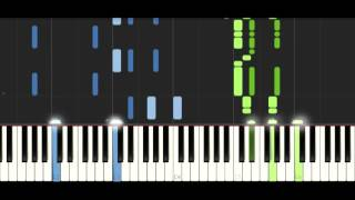 Download Lagu Defqwop - Heart Afire (feat. Strix) - PIANO TUTORIAL mp3