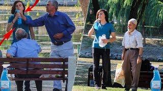 İnsanların Yanında Camsil İçtim -- Camsil İçme Şakası -- (Efsane Tepkiler)  - ( Nevşehir )