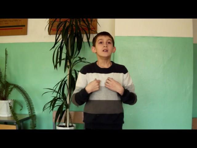Изображение предпросмотра прочтения – ДмитрийРазгон читает произведение «Свинья под дубом» И.А.Крылова
