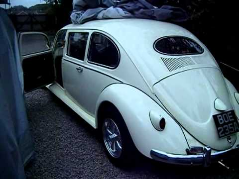 VW Stretched Beetle Limo -For Sale - YouTube