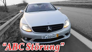 300km bis nach Hause... CL500 C216 | MOODY Cars