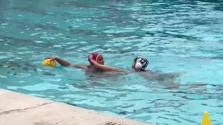 Notre Dame High School Varsity Girl's Water Polo vs Norte Vista 2018