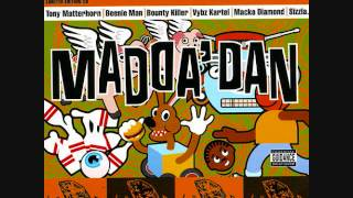 Madda Dan Riddim Mix (2005) By DJ.WOLFPAK