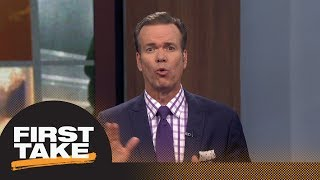 John Ireland: Kawhi Leonard is 'violating No. 1 rule' when you're in a PR crisis | First Take | ESPN