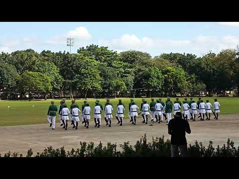 AFP Silent Drill Competition 2018 - Army