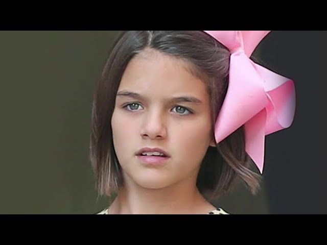Why We Haven\'t Seen Suri Cruise In A While