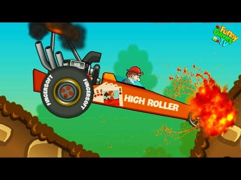 HCR#8 ЧЕЛЛЕНДЖ видео для детей мультик про машинки гонки тачки красочные машинки и много трасс
