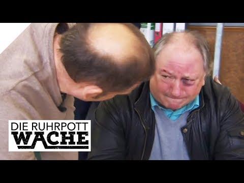 Horror Beziehung: Wird der Vater von seiner Freundin geschlagen? | Die Ruhrpottwache | SAT. 1 TV