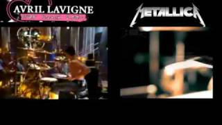 Fuel - Avril Lavigne vs. Metallica