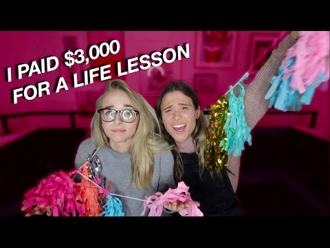 I PAID $3,000 FOR A LIFE LESSON | AYYDUBS