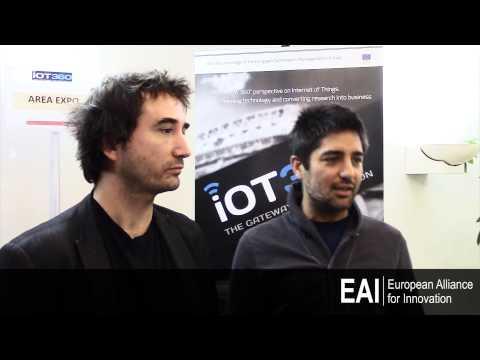 IOT360 Summit: Interview with Mischa Dohler and Usman Haque