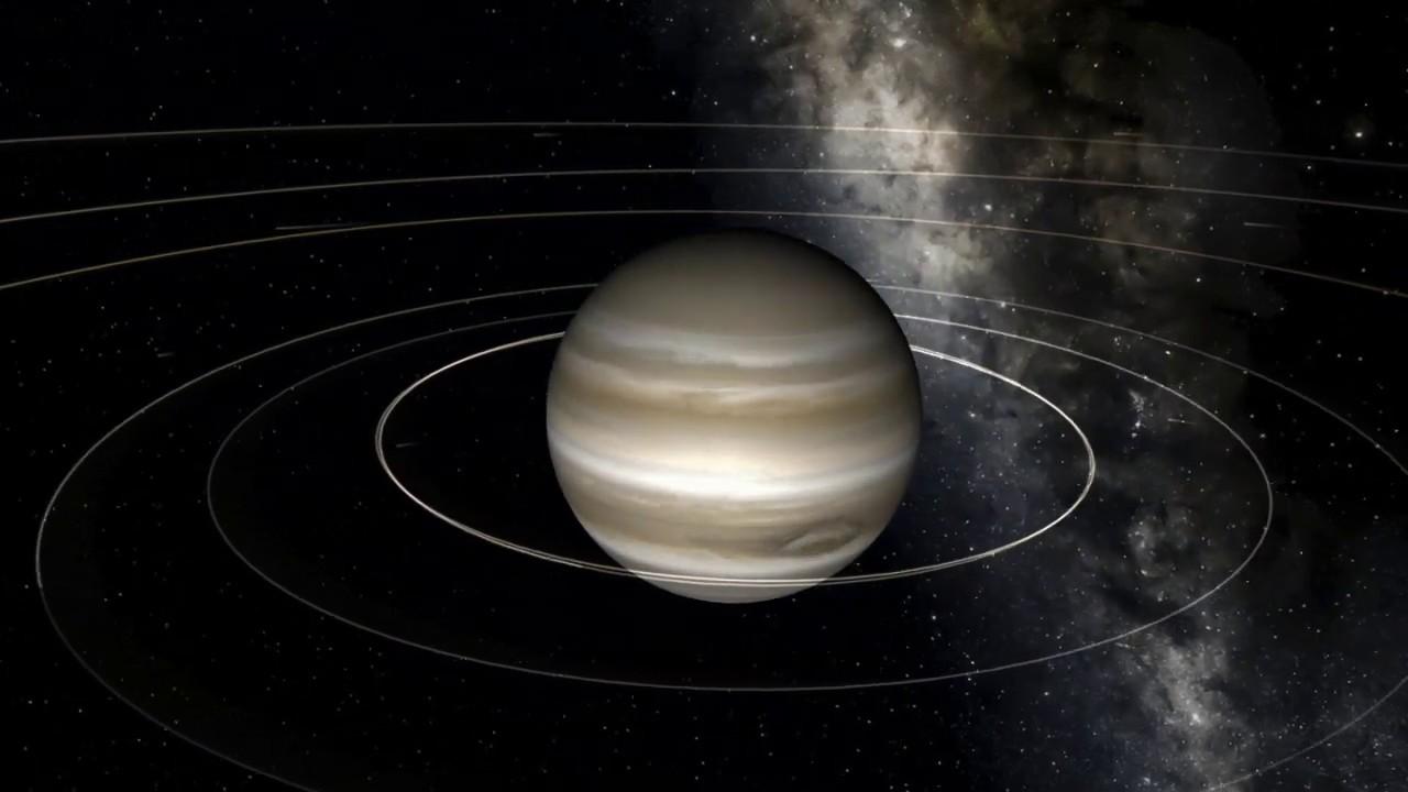 VLTV – Sao Mộc lớn cỡ nào?