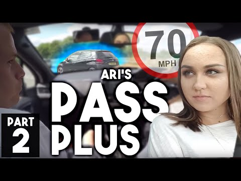 Pass Plus Driving - Part 2/6