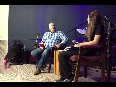 Pastor Rick teaching on Revelation Chapter 7