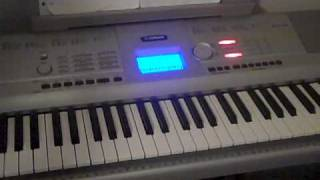 All The Way Turnt Up By Roscoe Dash ft. Soulja Boy(Piano)