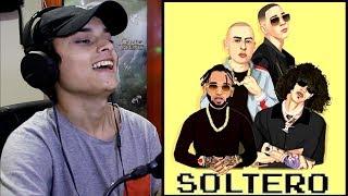Jon Z ❌ Baby Rasta ❌ Bryant Myers ❌ Cosculluela ❌ Boy Wonder Cf - Soltero    Reaccion