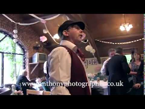 Wedding Chimney Sweep Charlie Brush
