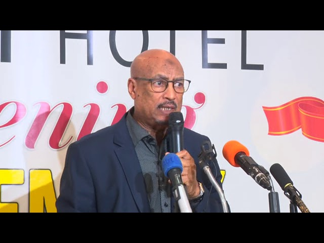 Guddoomiye Faysal Cali Waraabe Oo Sheegay Cida Khatarta Ku Ah Somaliland In Ay Tahay Inta Xilka Hays