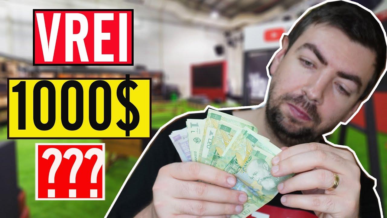cum să faci bani 1000 de dolari)