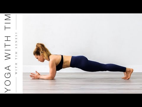 Total Body Yoga For Strong Hips, Glutes, and Legs - Balance & Stability | Yoga With Tim