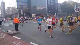 Brussels Marathon 2015 - Spectacular