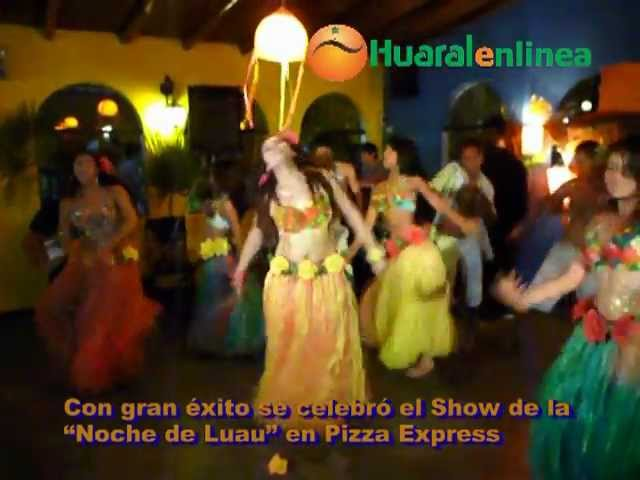 Pizza Express Show de la