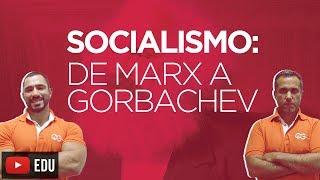 os caminhos do socialismo história e sociologia aula ao vivo e gratuita foca nas humanas