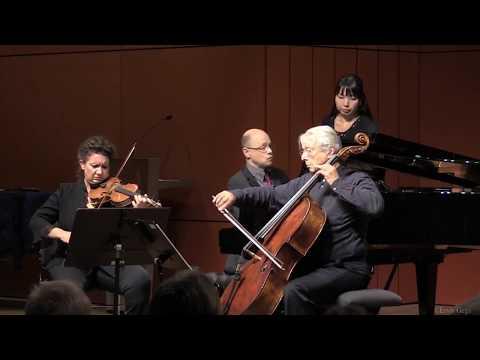 "Beethoven: Klaviertrio D-Dur op. 70,1 (""Geistertrio""): Thomas Hell, Ervis Gega, Valentin Erben"