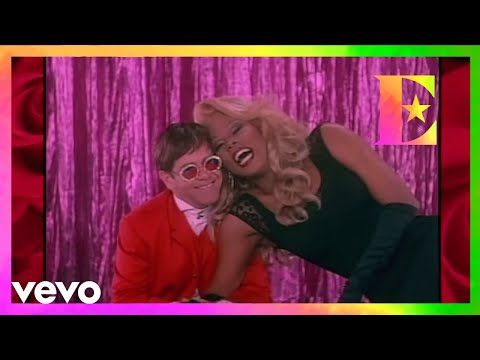 Elton John, RuPaul - Don't Go Breaking My Heart (with RuPaul)