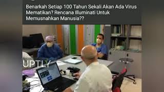 Virus Mematikan setiap 100 Tahun Sekali di Dunia.