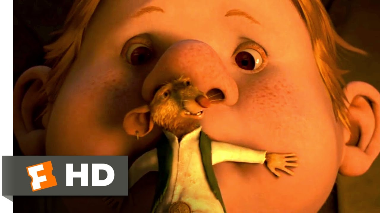 Download The Tale of Despereaux (2008) - Kidnapping the Princess Scene (6/10) | Movieclips