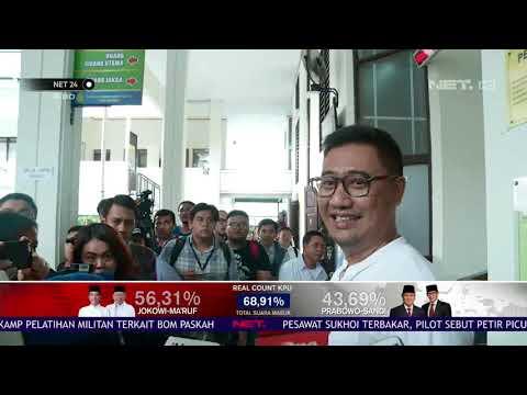 Sidang Perdana Joko Driyono NET24