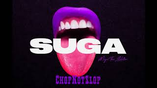 Megan Thee Stallion - Stop Playing (ChopNotSlop Remix) [Official Audio]