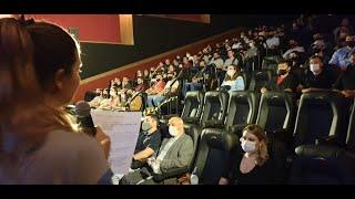 VIDRO DE CINEMA - EVENTO PRESENCIAL ASCEVI EM CHAPECÓ/SC- REPORTAGEM JORNAL DO VIDRO DIA 02/10/2021