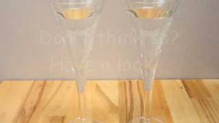 Fraude de los Vasos Conicos / Conical Glass Fraud