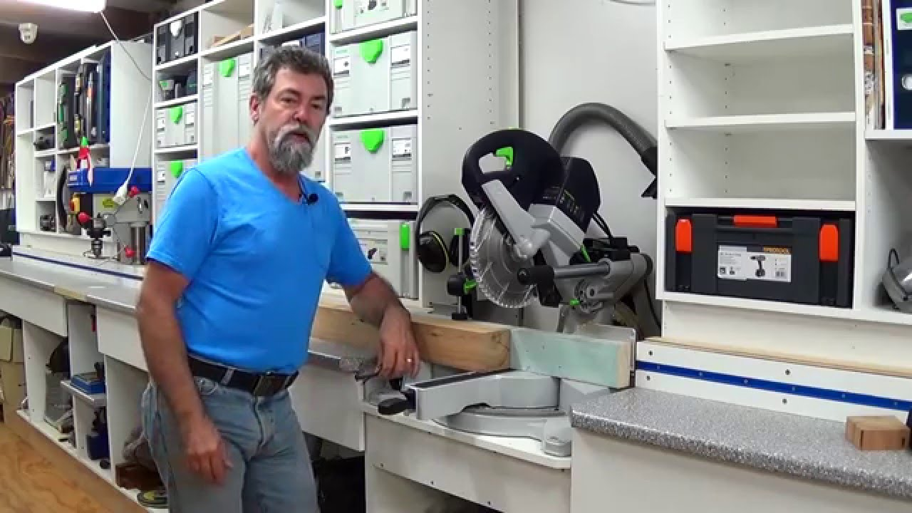 How To Get More From Festool Kapex Dave Stanton