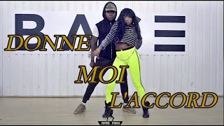 DADJU - Donne moi l'accord avec BURNA BOY - FUMY CHOREOGRAPHY