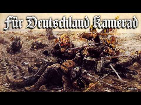 Für Deutschland Kamerad ✠ [Modern German folk song][+ english translation]