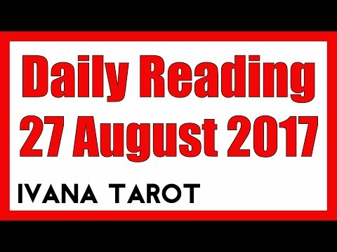 💖 JUST PERFECT Daily Reading 27 August 2017