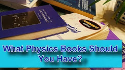 What Physics Textbooks Should You Buy?
