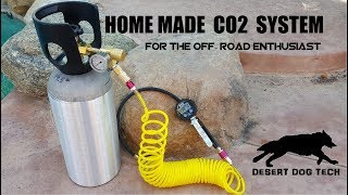 Homemade CO2 System