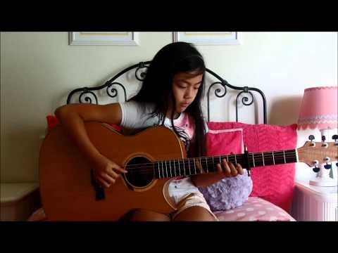 Ignite ~ Eir Aoi ~ SAO 2 ~ Fingerstyle Guitar Cover ~ Eddie Van Der Meer's Arrangement ~ Lanvy