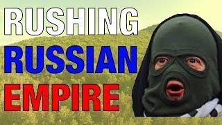RUSHING RUSSIAN EMPIRE !   EUIV Challenge Run