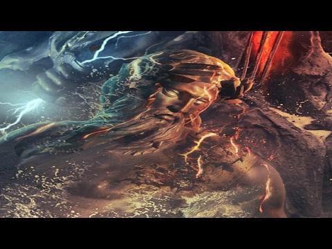 """Yunan Mitolojisi """"TİTAN LAR"""" Ve İlk Ve Baş Tanrı Kimdir ? Mitoloji hakkında ilginç Bilgiler."""